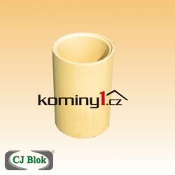 Komínové vložky CJ Blok - roura 200 mm - šamot