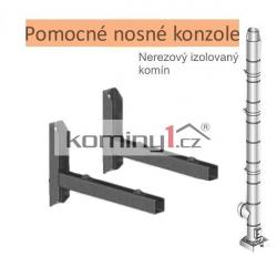 Pomocná konzola - pro nerezové izolované komíny