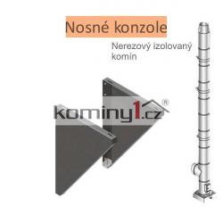Nosná konzola - pro nerezové izolované komíny
