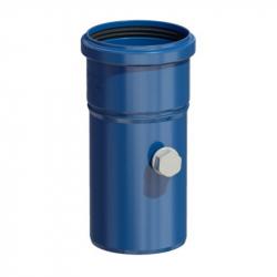 Měřící prvek v pr. 110 mm - modrý plast