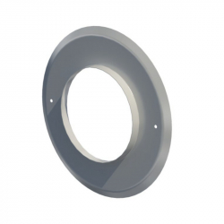 Dvoustěnný (koaxiální) zakrývací mezikruží v pr. 80/125 mm