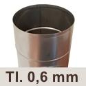 Komínová vložky tl. 0,6 mm