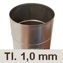 Komínové vložky tl. 1,0 mm